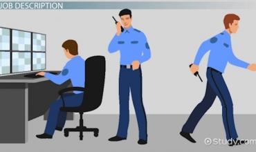 Phân biệt nhân viên bảo vệ chuyên nghiệp và nhân viên an ninh