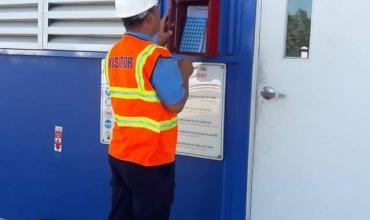 CONTRUCTION SITE SECURITY SERVICES