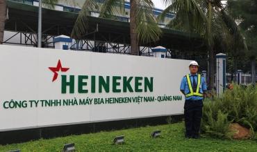 Cung cấp dịch vụ bảo vệ khu vực Điện Ngọc  - Quảng Nam